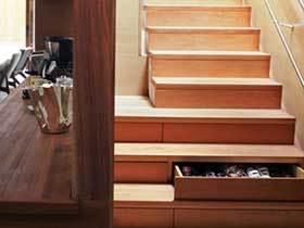 我给家的新思路  10个创意楼梯装修图
