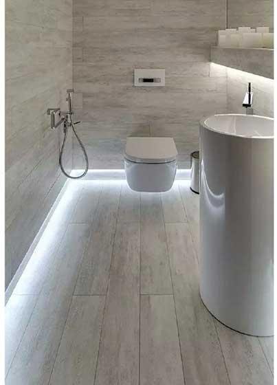 迷你卫生间设计参考图
