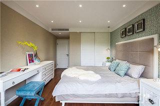 温馨现代风卧室设计图