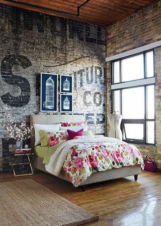 卧室搭配装修效果图