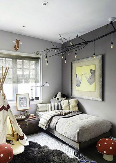 卧室搭配设计构造图片