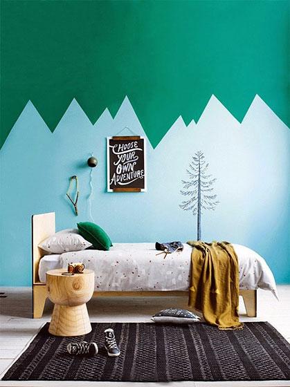 卧室搭配设计参考图