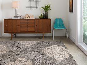 安心踏出第一步  10款玄关地毯设计图
