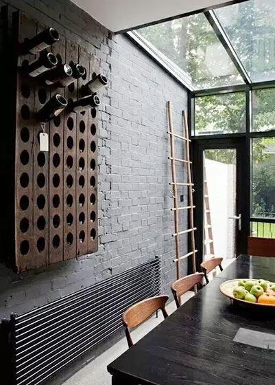 杂物背景墙装修装饰效果图