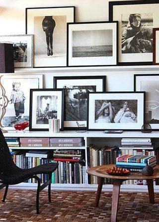 客厅照片墙设计布置图