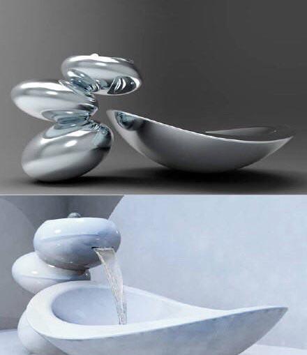 创意水槽装修效果图
