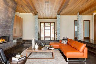 木质吊顶设计平面图片