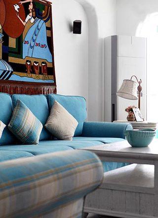 客厅沙发摆放平面图