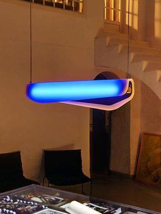 现代创意灯具构造图片