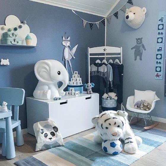 儿童房装修装饰效果图