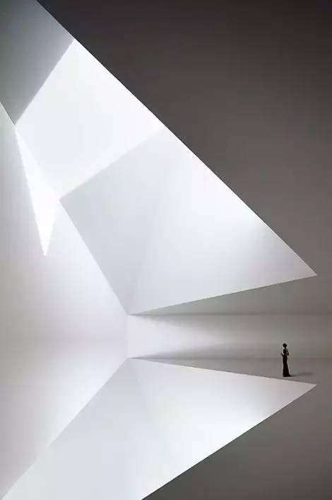 光影,在建筑空间中的艺术再现