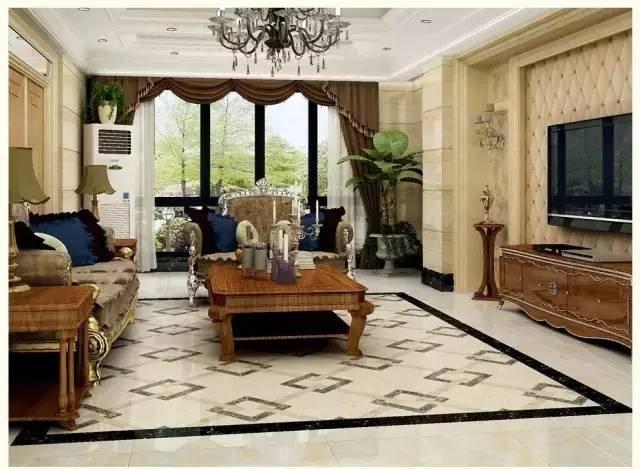 客厅瓷砖如何选,抛光,玻化还是釉面?