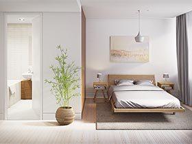 亮白出色  10款白色系卧室装修效果图