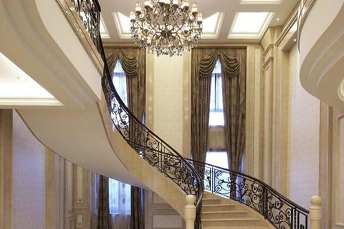 楼梯装修效果图之别墅篇