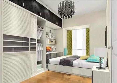 小房间装修效果图 简单又暖心