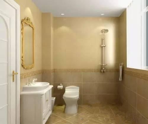 简欧卫生间装修效果图 带给你不一样的感受