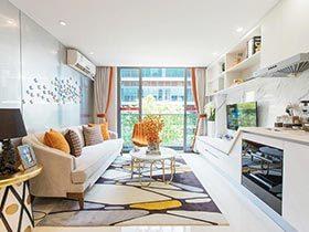 43㎡青年公寓设计图片 让时代转起来