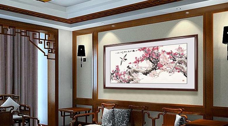 沙发后面挂什么画好 注意事项有哪些