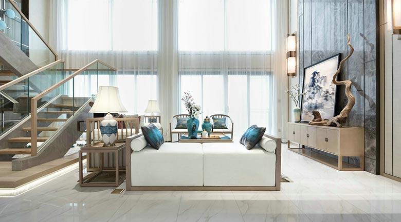 客厅整体装饰效果图