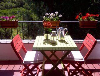 阳台茶几设计平面图
