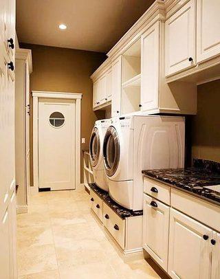 家居洗衣房装修装饰效果图