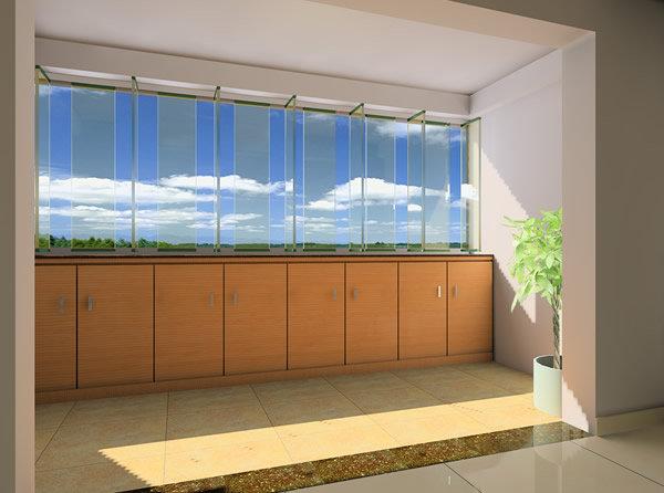 阳台窗哪种好 阳台窗的分类及其优缺点