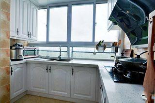 美式厨房设计构造图