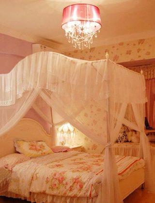 可爱系卧室设计图片大全