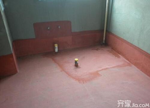 卫生间和厨房的防水施工步骤和流程