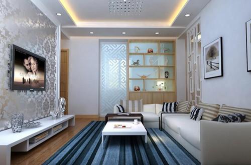 二十平米小户型装修效果图之客厅