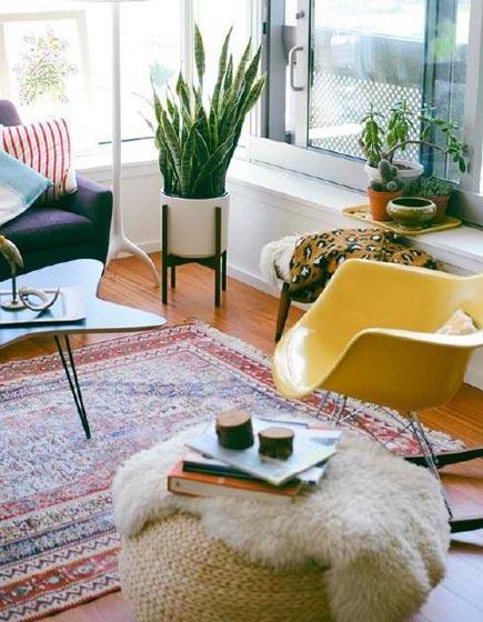 椅子地毯设计平面图