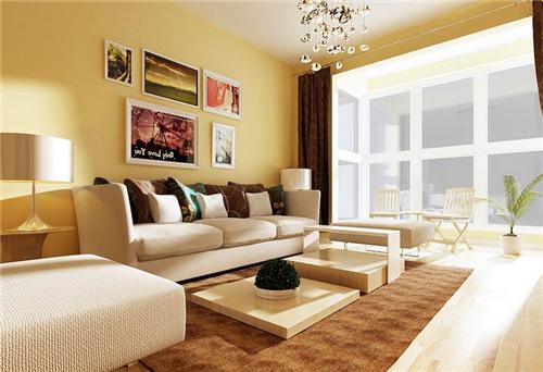 下面小编就给大家看看一些现代 简约客厅装修效果图.