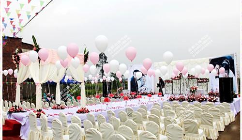 婚礼气球造型有哪些 怎么选择合适造型