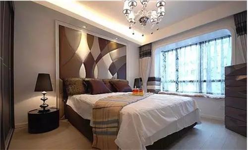 3,一百平米房子装修效果图----卧室