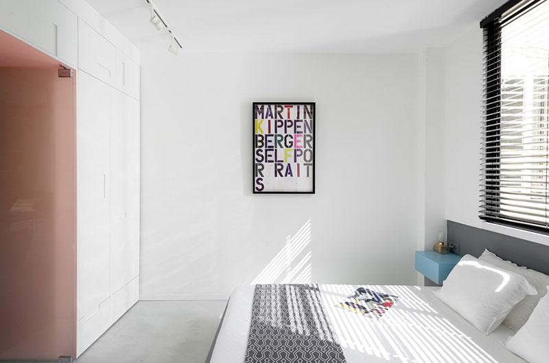55平小户型两居室卧室装修装饰
