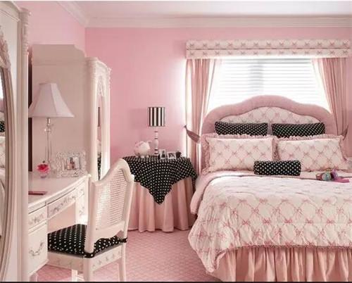 女儿童房装修效果图 为小公举打造个公主房