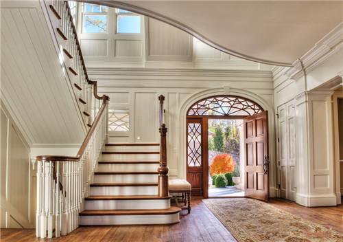 楼中楼楼梯装修效果图 五款创意室内楼梯设计