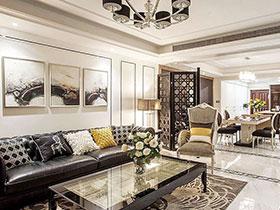 奢华欧式新古典风格 四室公寓样板房