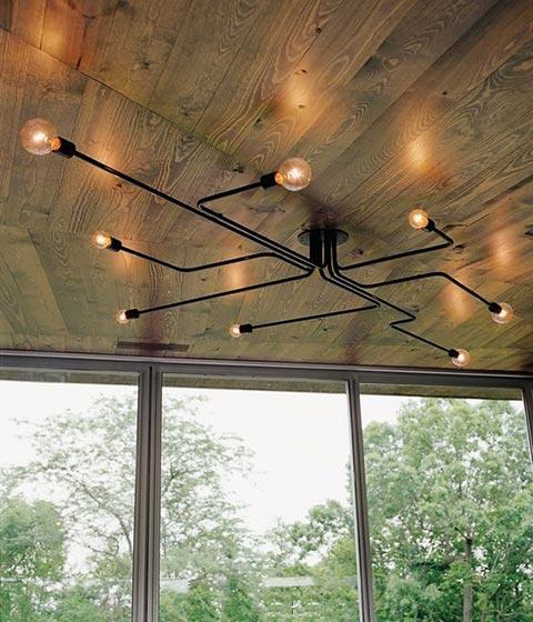 电线灯具设计布置图