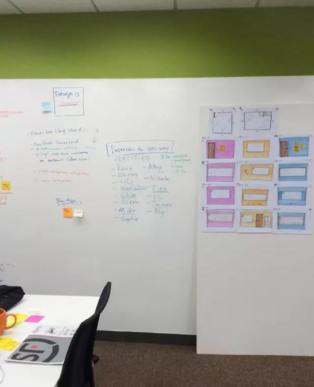 「时间轴便利贴」 ▼ 时间轴便利贴会帮助我们把握工作和学习进程.图片
