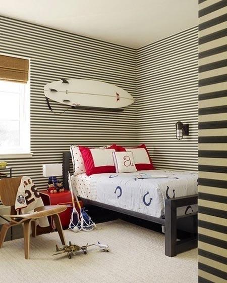 美式卧室设计布置图
