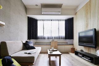 60平老公房装修客厅装修设计
