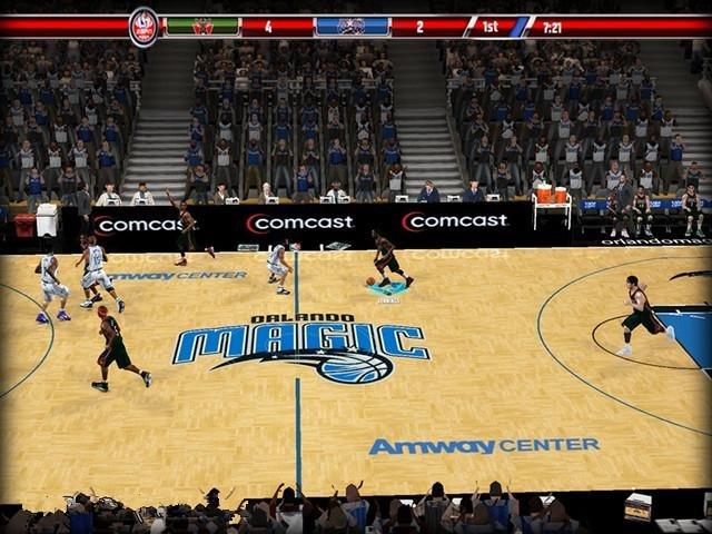 厉害了!NBA球场的地板都有这么多学问