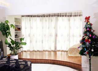客厅榻榻米布置欣赏图