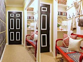 家装玄关装修效果图 门厅过道装修与风水的关系