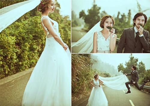 的呢?-时尚婚纱照风格有哪些 不同风格的婚纱照欣赏