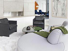 50万现代分公寓 办公室一样的家