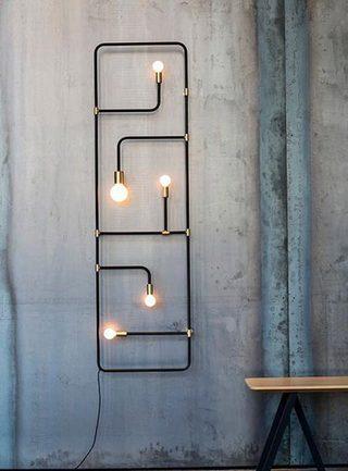 方星壁灯装修装饰效果图