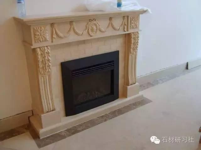 家装日记 大理石样式图集  壁炉在欧式风格的装修中出现很普遍,从某种图片