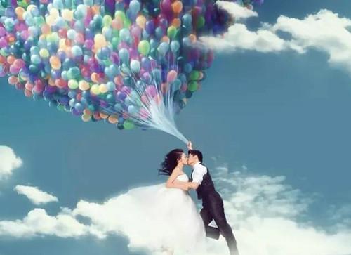 12星座婚纱照拍摄场景 十二星座怎么拍婚纱好看